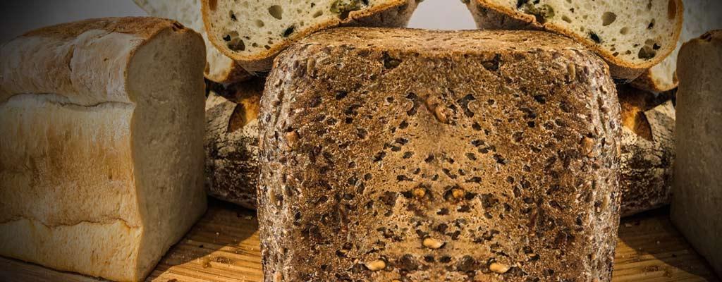 Receta - Pan de Molde sin Gluten